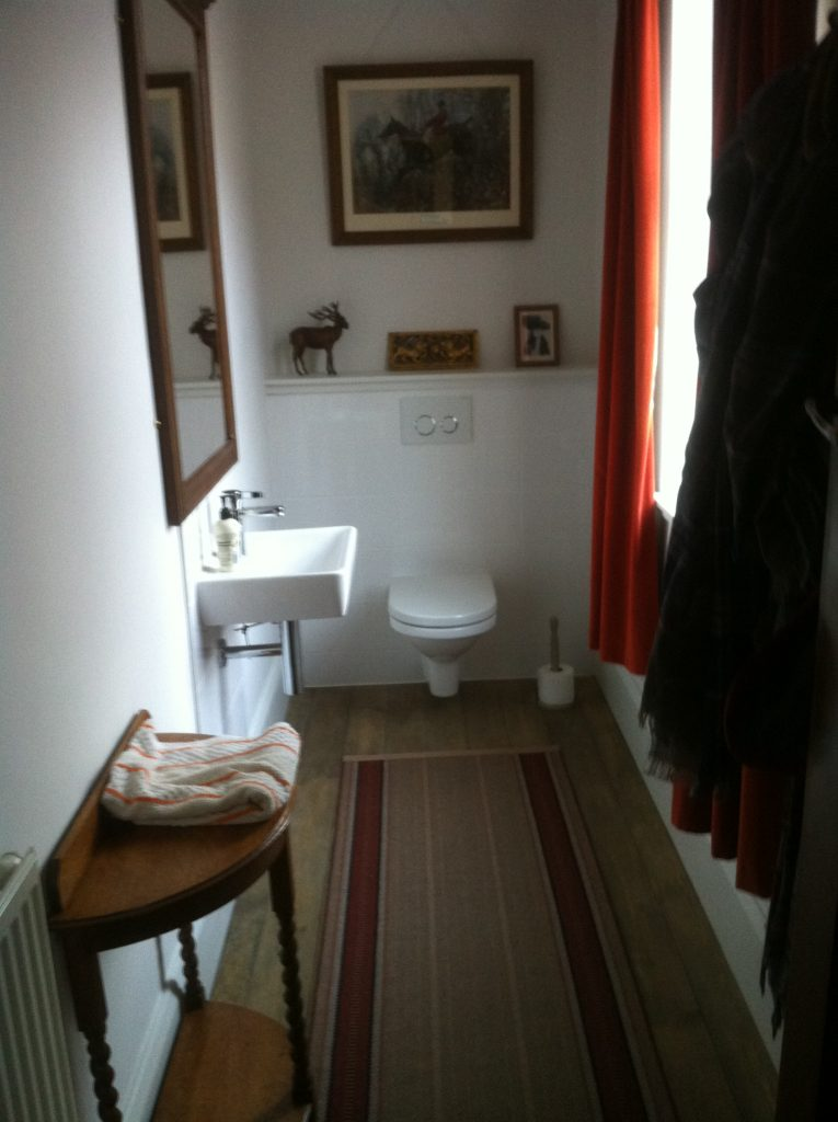 Cloakroom in Bath