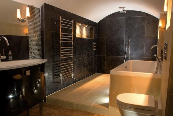 Cellar bathroom in Clifton, Bristol