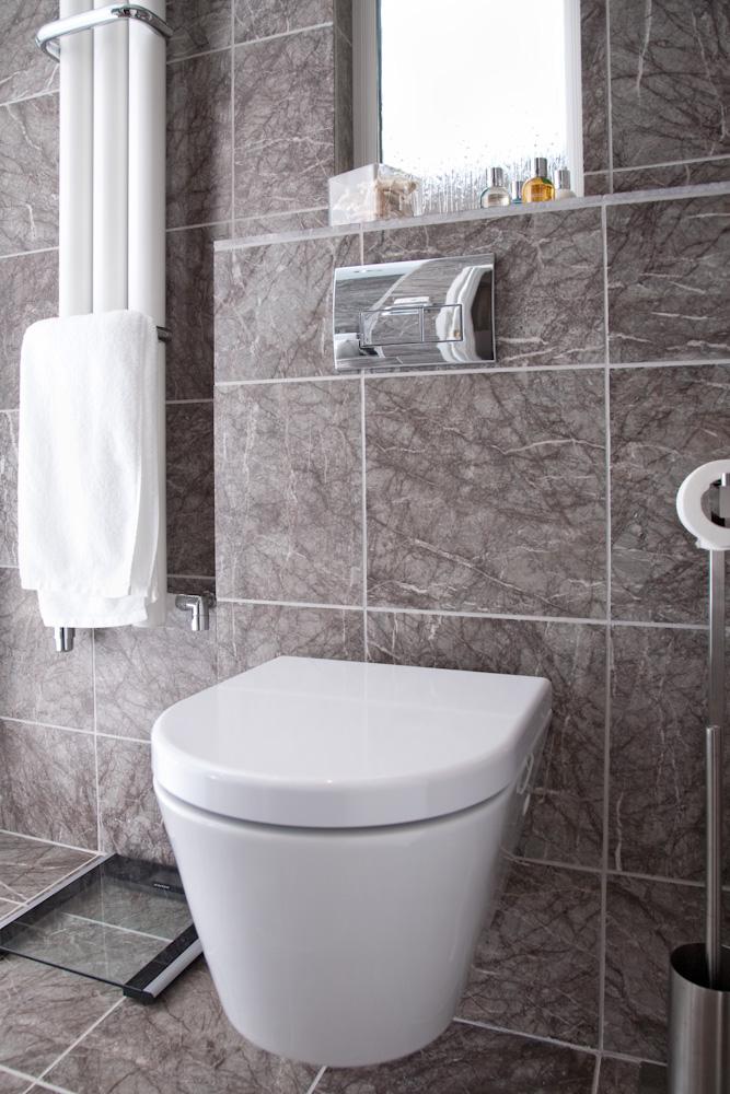 Luxury bathroom installation in Knowle, Bristol
