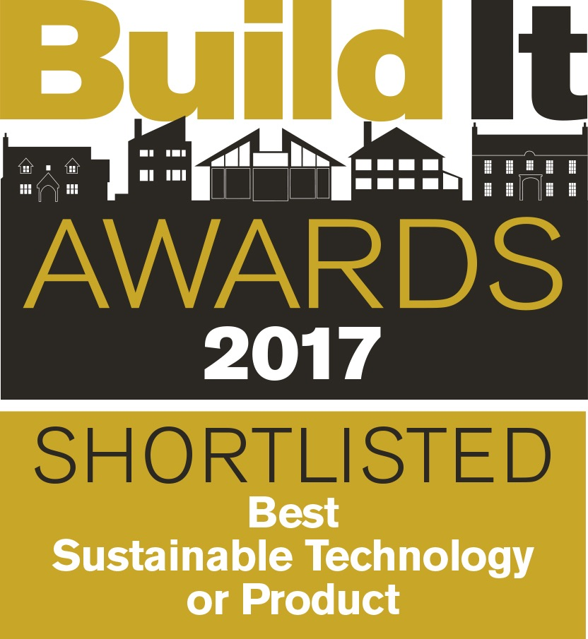 Best Sustainable technology or product shortlist logo